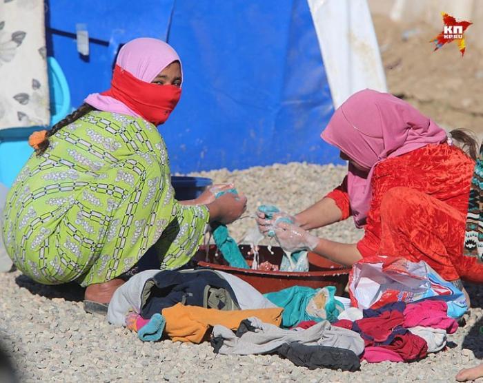 Беженцы из Мосула свидетельствуют: «Бомбы падали везде»
