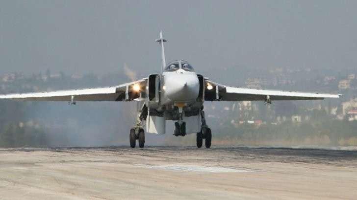 Печальная годовщина: каким был последний полёт российского Су-24