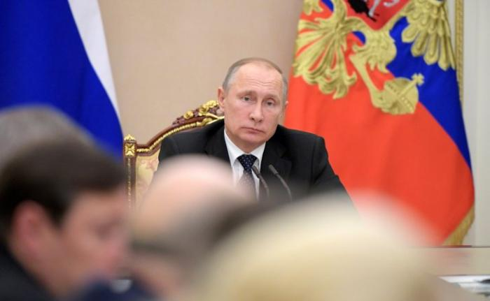 Владимир Путин провёл очередное совещание с членами Правительства