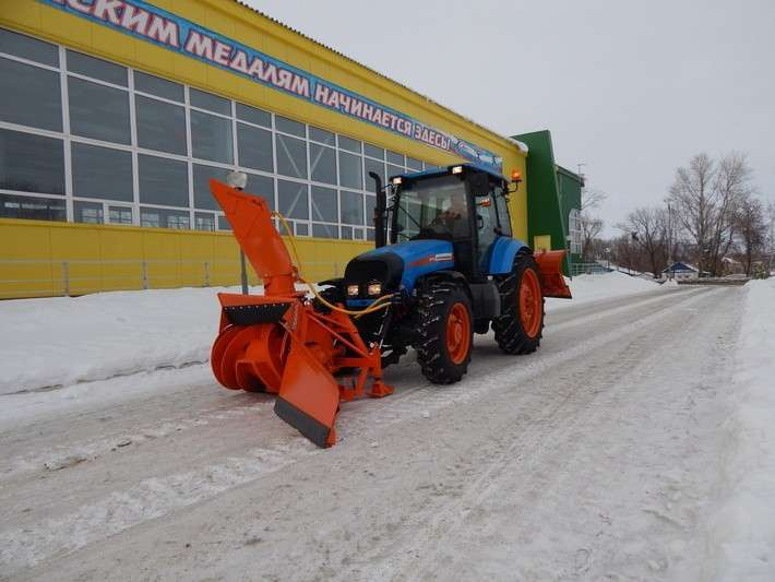 18. «Агромашхолдинг» представил новую линейку снегоуборочных машин Сделано у нас, политика, факты