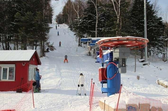 36. На горнолыжном курорте в Сахалинской области ввели в строй новое оборудование Сделано у нас, политика, факты