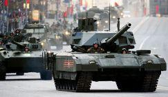 Пушка танков «Армата» пробивает полтора метра брони