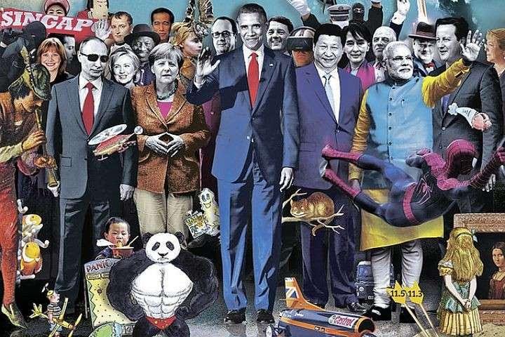Майдан в Индии: пророчеств Ротшильдов сделанное в 2015 близко к реализации в 2016 году