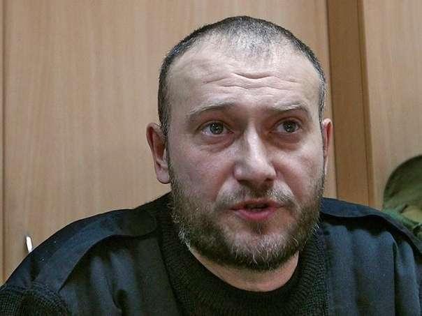 Дмитрий (Авдим) Ярош - глава боевого крыла еврейской революции в Украине