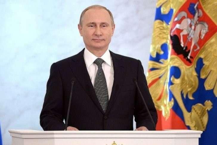 Крупный капитал настороне В.Путина