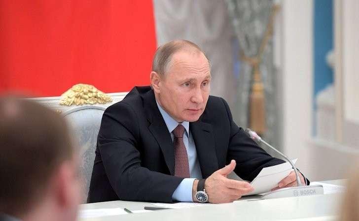 Назаседании Совета постратегическому развитию иприоритетным проектам.