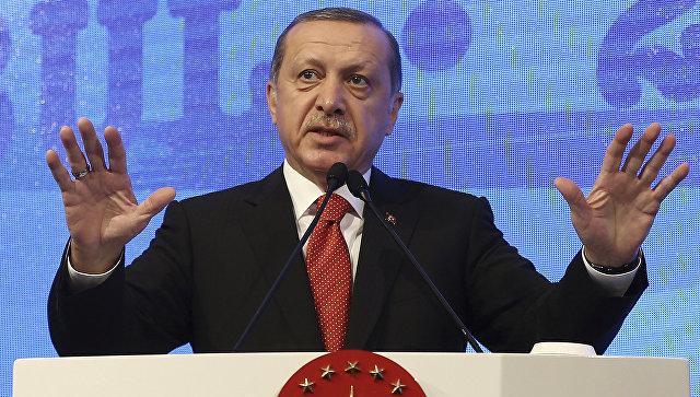Европарламент, знай своё место! Эрдоган жёстко ответил Европе