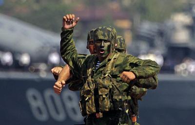 Морская Пехота: «Морские солдаты» непобедимой армии России