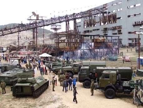 Военно-патриотический парк «Патриот» угоры Гасфорта построят за6 млрд руб.