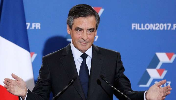 Франсуа Фийон стал единым кандидатом в президенты от правоцентристов Франции