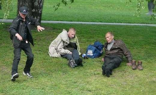 Кругом бомжи и алкоголики: канадец рассказал о загнивающей Прибалтике