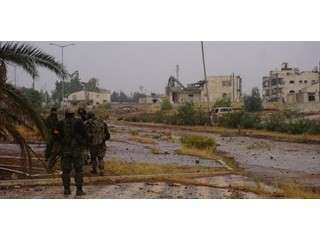 Успехи в Алеппо - во многом заслуга новой российской армии