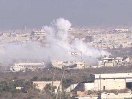 Сирийские солдаты громят американских наёмников в Алеппо: кадры боёв