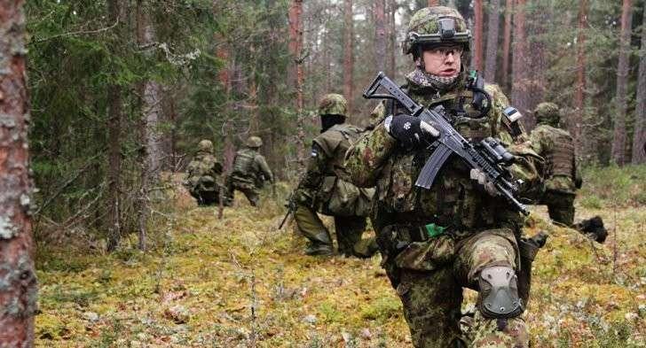 Проблема Эстонии в том, что её никто не хочет захватывать - слишком воняет