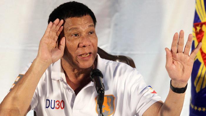 «Мы не будем поклоняться США»: полная версия интервью с президентом Филиппин Дутерте