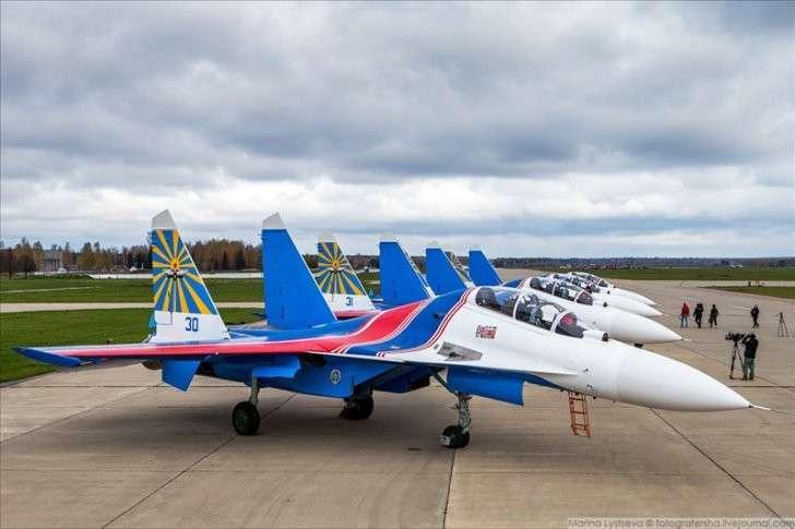 15. «Русские Витязи» получили ещё 4 Су-30СМ политика, факты