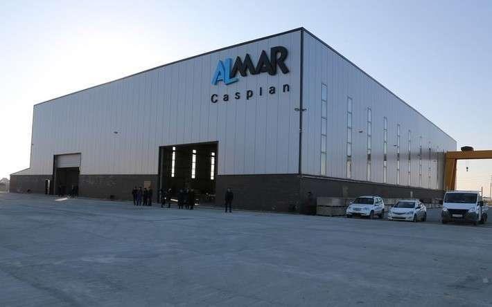 25. В Дагестане открыли завод по изготовлению металлоконструкций политика, факты