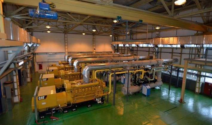 33. Новая дизельная электростанция введена в эксплуатацию на острове Итуруп политика, факты