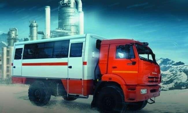 34. В Татарстане на основе грузовика КАМАЗ начали делать «скорые» для Крайнего Севера политика, факты