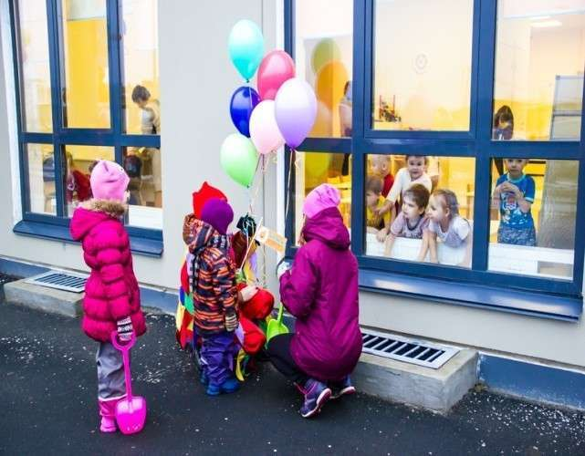 3. В Карелии открыли филиал детского сада на 66 дошкольников политика, факты