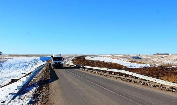 37. Новая дорога открыта в Волгоградской области политика, факты