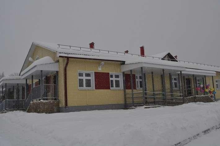4. В Республике Коми открыли сельский детский сад политика, факты