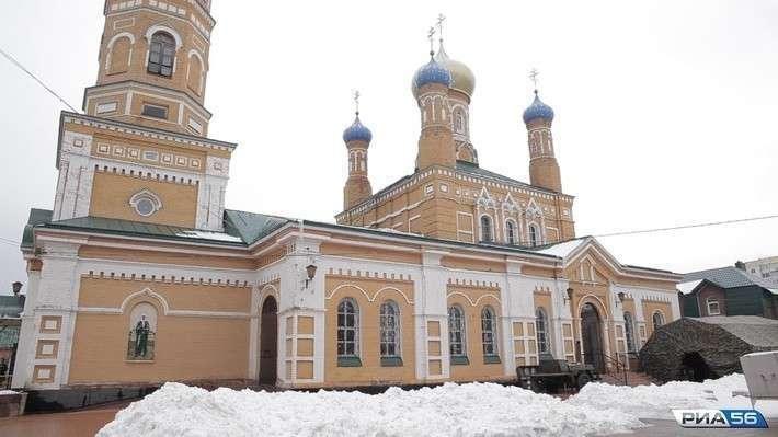 46. В городе Оренбурге открыт новый православный мужской монастырь политика, факты