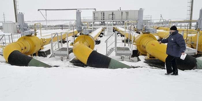 Европа заставляет Украинскую Хунту покупать российский газ