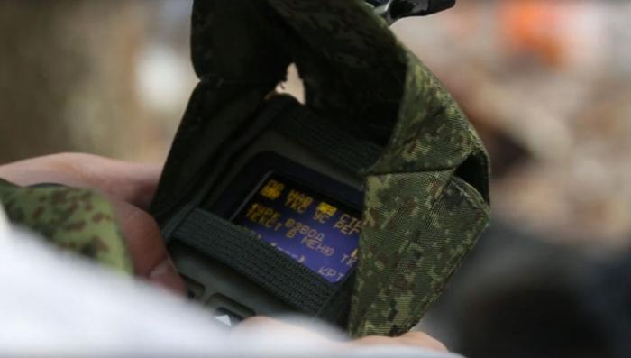 Минобороны России опубликовало видео разведкомплекса «Стрелец»