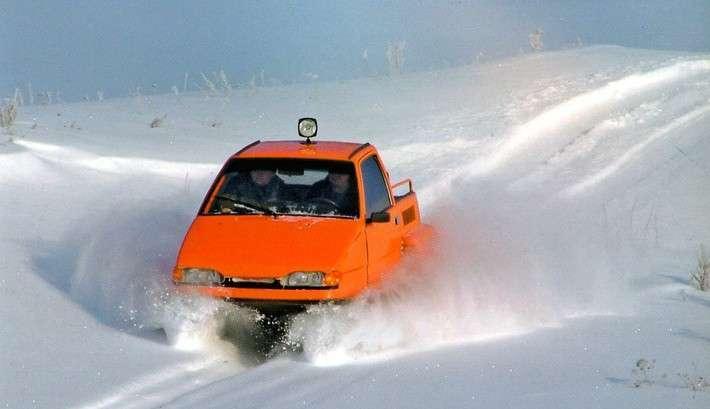 Минобороны России получило 40 снегоходов для работы в Арктике