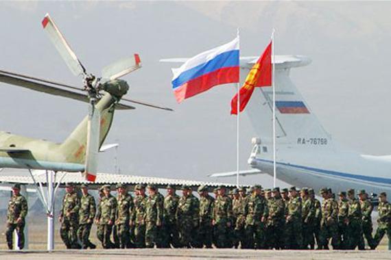 Как либерасты вбросили дезу про Атамбаева и российскую военную базу