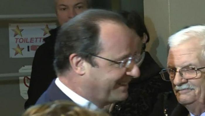 Франсуа Олланд отказался от планов выдвигаться в президенты на второй срок