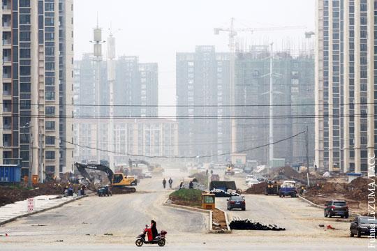 Новый мировой кризис грозит начаться с Китая: ипотечный пузырь как и в США в 2008