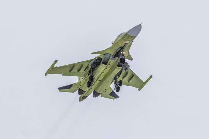 8. Очередной Су-34 Сделано у нас, политика, факты