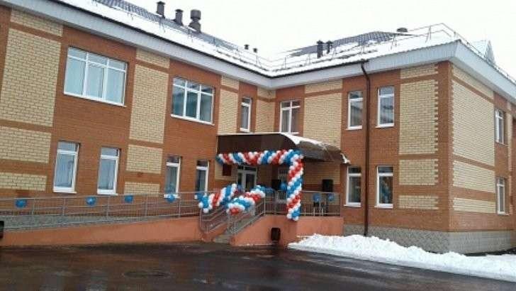 1. В Оренбургской области открыли детский сад Сделано у нас, политика, факты