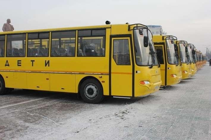 2. 18 школьных автобусов поступили в Забайкальский край  Сделано у нас, политика, факты