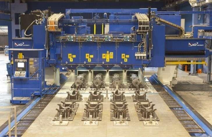 3. На ВСМПО-Ависма приступили к работе два станка для обработки титана  Сделано у нас, политика, факты