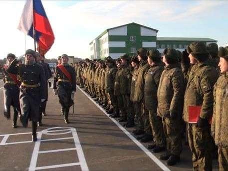 Воссозданная под Ростовом-на-Дону Идрицко-Берлинская дивизия начала учебный год