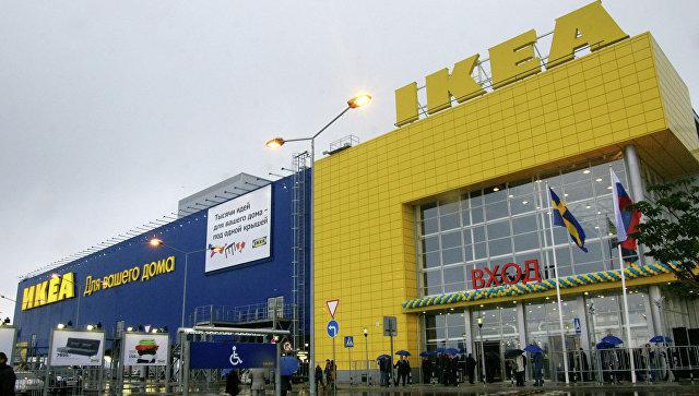 На российских счетах IKEA арестовали больше девяти миллиардов рублей