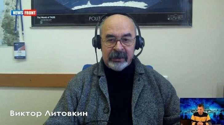 Украина, проведя учения возле Крыма, прорекламировала военную технику России