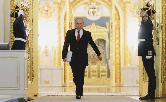 Виталий Третьяков о том, чего не сказал Владимир Путин в своём Послании