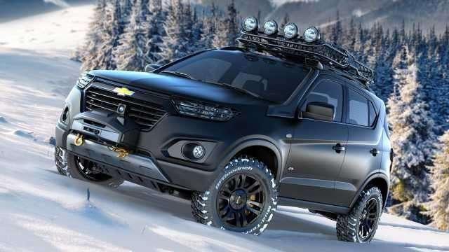 9. Разрабатывается новый двигатель для Chevrolet Niva Сделано у нас, политика, факты