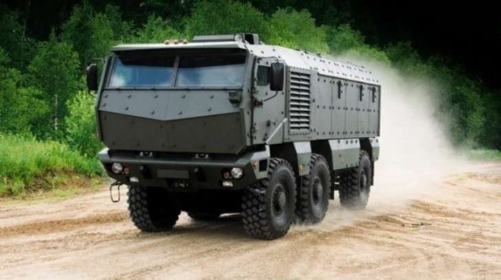 """11. Новейшие бронеавтомобили """"Тайфун-К"""" поступили на вооружение ЗВО Сделано у нас, политика, факты"""
