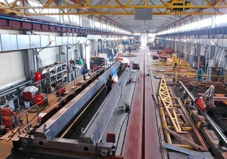 13. Крановый завод под Волгоградом запустит литейное производство Сделано у нас, политика, факты
