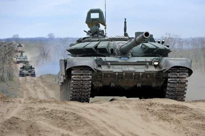 21. Два новых полка 1-й танковой армии оснастили современной техникой Сделано у нас, политика, факты