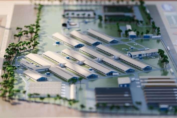 24. Первая очередь нового молочного комплекса открыта в Тюменской области Сделано у нас, политика, факты