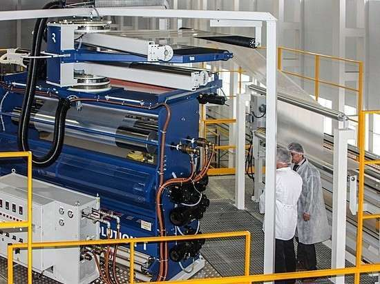 26. В Волгограде запущен цех по производству упаковки для скоропортящихся продуктов Сделано у нас, политика, факты