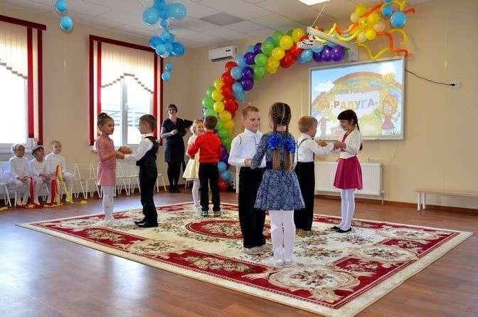 3. В Крыму открыли модульный детский сад Сделано у нас, политика, факты