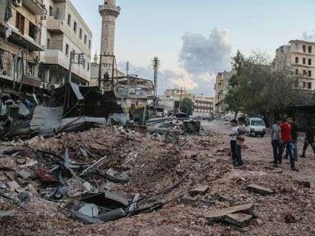 Если Лондон не помогает Алеппо, пусть не мешает другим работать – Минобороны РФ