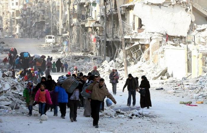 Россия ежедневно доставляет помощь в Сирию жителям Алеппо, а Лондон не дал ни грамма муки